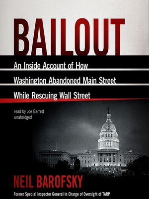 cover image of Bailout
