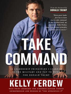 cover image of Take Command