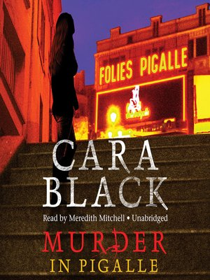 cover image of Murder in Pigalle