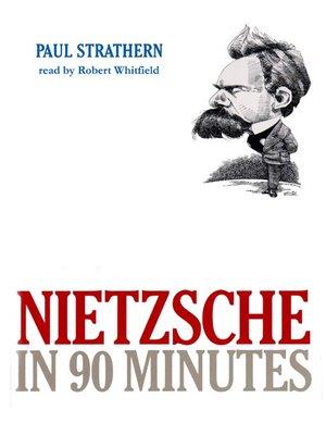 cover image of Nietzsche in 90 Minutes