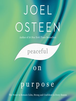cover image of Peaceful on Purpose