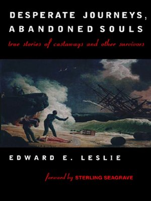 cover image of Desperate Journeys, Abandoned Souls