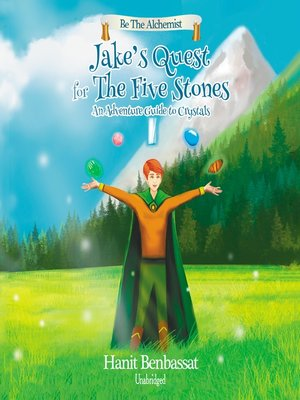 cover image of Jake's Quest for the Five Stones