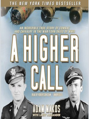 cover image of A Higher Call