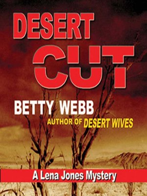 cover image of Desert Cut
