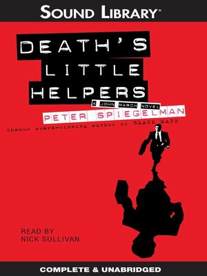 cover image of Death's Little Helpers