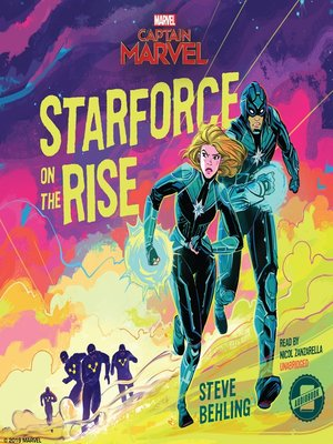cover image of Marvel's Captain Marvel