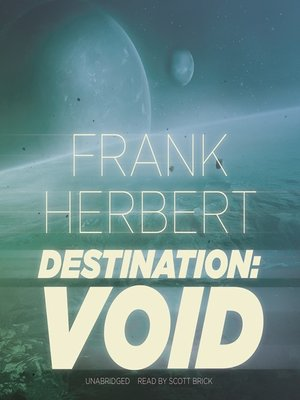 cover image of Destination: Void