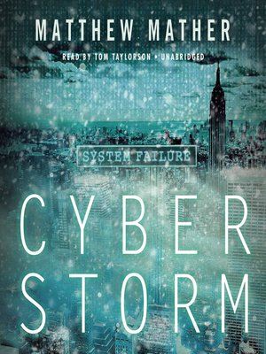 cover image of CyberStorm