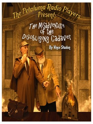 cover image of The Misadventure of the Disobliging Cadaver