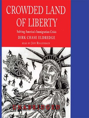 cover image of Crowded Land of Liberty