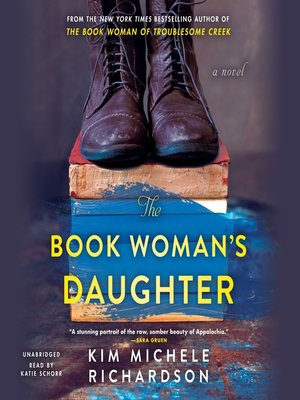 cover image of The Book Woman's Daughter