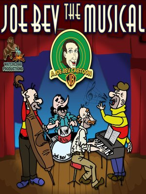 cover image of Joe Bev the Musical