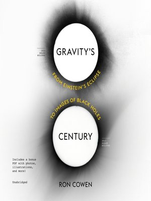 cover image of Gravity's Century