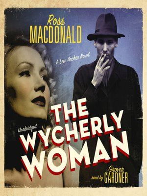 cover image of The Wycherly Woman