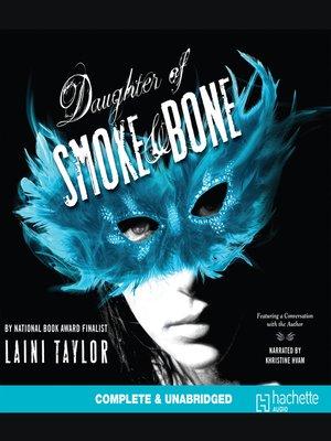 Daughter Of Smoke Bone Series Overdrive Rakuten Overdrive