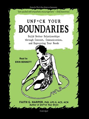 cover image of Unf*ck Your Boundaries