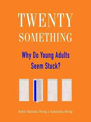 cover image of Twentysomething