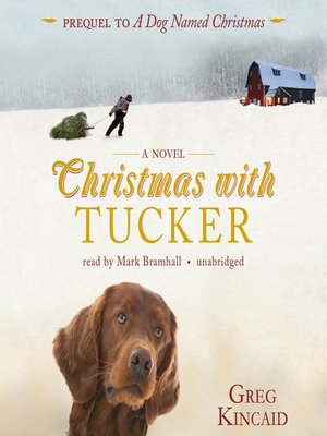 cover image of Christmas with Tucker