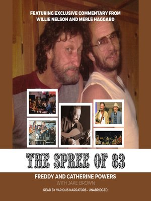 cover image of The Spree of '83
