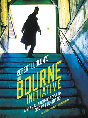 cover image of Robert Ludlum's The Bourne Initiative