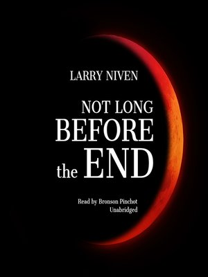 cover image of Not Long before the End