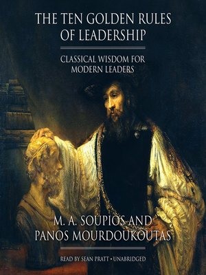 cover image of The Ten Golden Rules of Leadership
