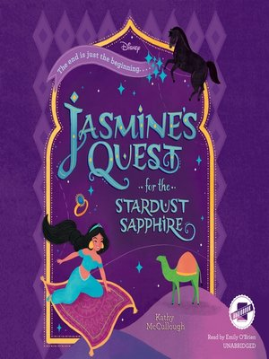 cover image of Jasmine's Quest for the Stardust Sapphire