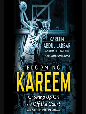 cover image of Becoming Kareem