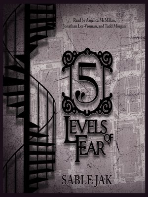 cover image of 5 Levels of Fear