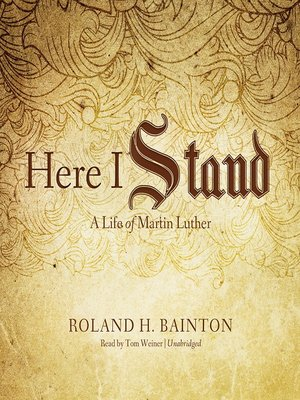 cover image of Here I Stand