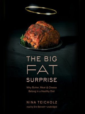 cover image of The Big Fat Surprise