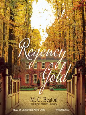 cover image of Regency Gold
