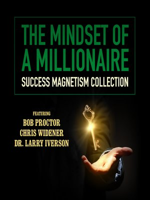 cover image of The Mindset of a Millionaire
