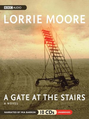cover image of A Gate at the Stairs