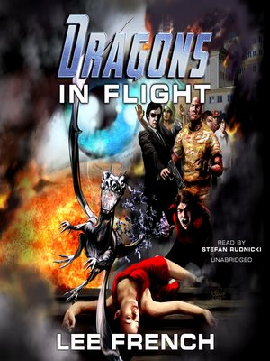 cover image of Dragons in Flight