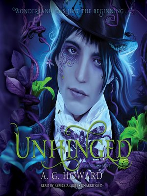 cover image of Unhinged