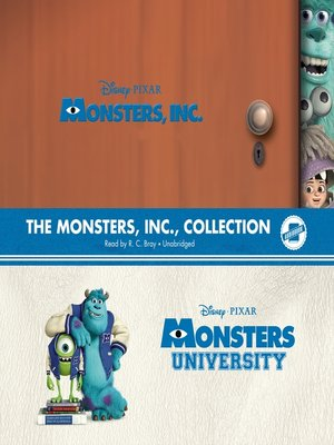 cover image of The Monsters, Inc., Collection