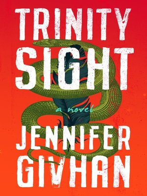 cover image of Trinity Sight