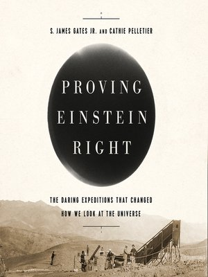 cover image of Proving Einstein Right