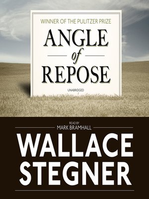cover image of Angle of Repose