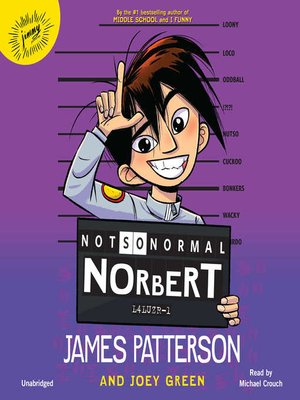 cover image of Not So Normal Norbert