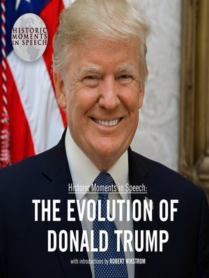 cover image of The Evolution of Donald Trump