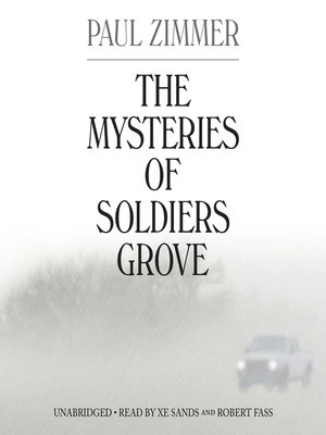 cover image of The Mysteries of Soldiers Grove