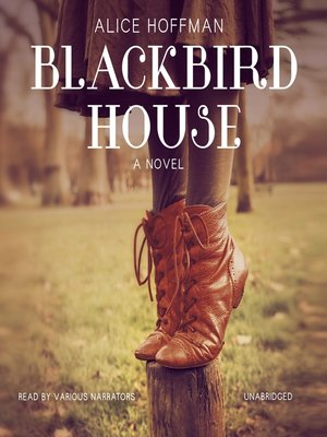 cover image of Blackbird House