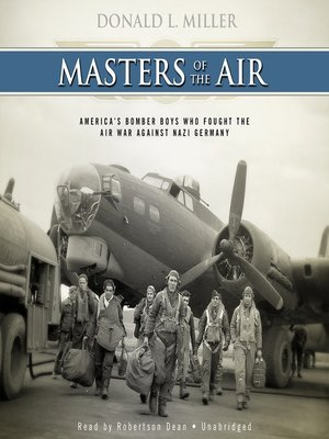 cover image of Masters of the Air