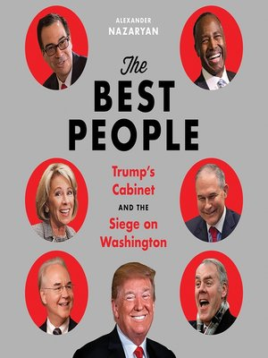 cover image of The Best People