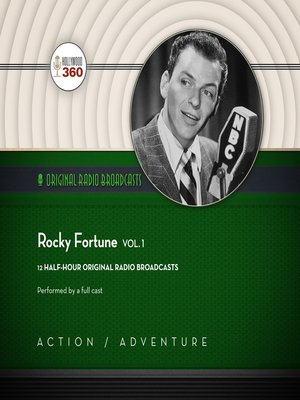 cover image of Rocky Fortune, Volume 1