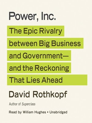 cover image of Power, Inc.