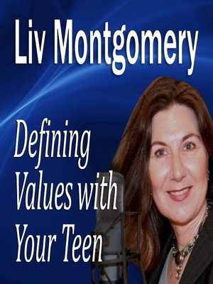 cover image of Defining Values with Your Teen